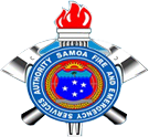 Samoa Fire and Emergency Services Authority Logo