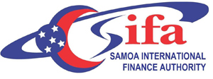 Samoa International Finance Authority Logo