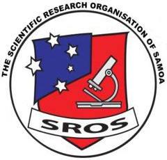 Scientific Research Organisation of Samoa Logo