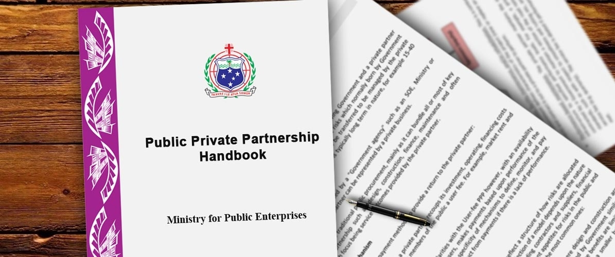 Public Private Partnership Handbook / Manual Slide featured image