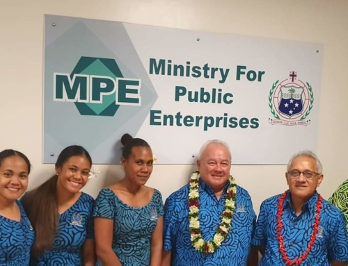 M.P.E opens new Headquarters